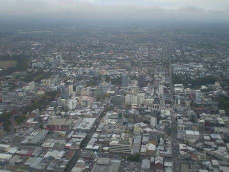 Christchurch pre feb 2011 earthquake